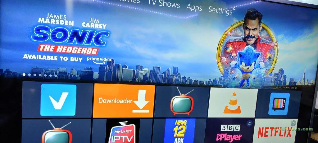 Firestick TIviMate IPTV Player