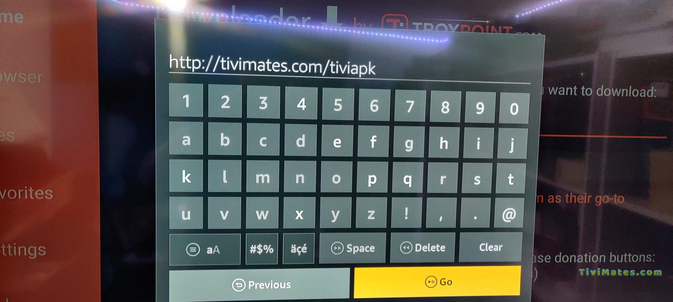 TiviMate Firestick APK